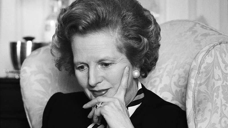 PM Margaret Thatcher © Getty Images